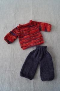 Pullover und Hose im Set 03